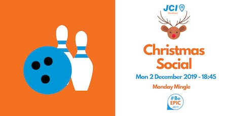 JCI Sheffield Christmas Social tickets