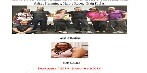 Murder Mystery:  Guess Who's Not Coming To Dinner: Stage Play