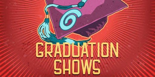 Intensive Graduation Shows (Bentwood 2019)
