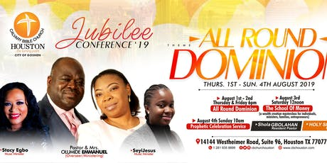 All Round Dominion ( Jubilee Conference) tickets