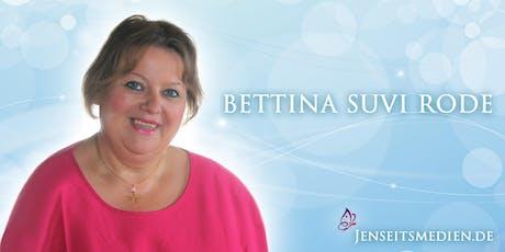 Das Geistführer-Seminar mit Bettina-Suvi Rode in Essen - Kennenlern-Rabatt Tickets