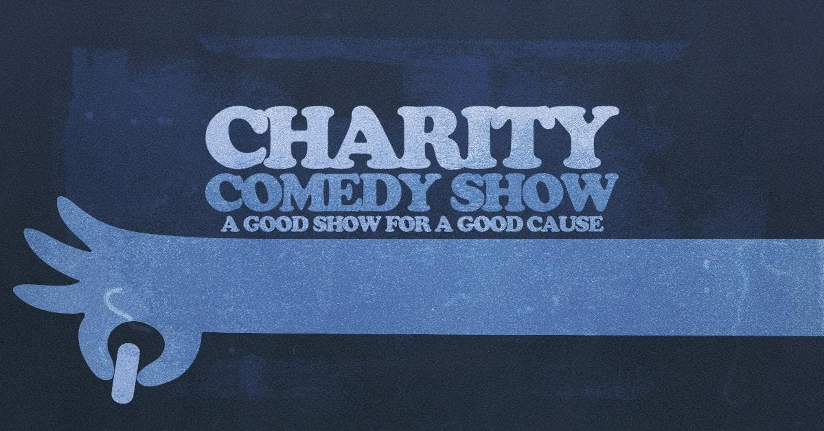 Charity Comedy Show: RAICES banner