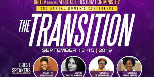 Apostolic Restoration Ministry 2nd Annual Womens' Conference