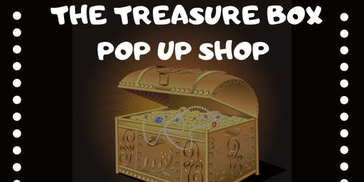 [Vendor Sign-Up]The Treasure Box Pop Up Shop