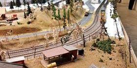 Rutabaga Days Train Show