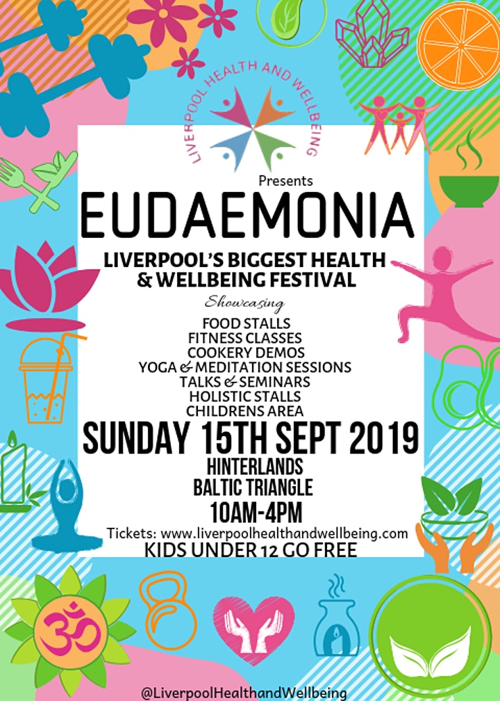 Liverpool's Healthiest Festival image