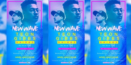 New Wave tickets