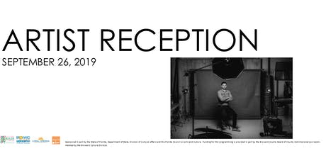 Artist Reception - Ian Witlen tickets
