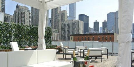 Network at the Godfrey Hotel's Rooftop Lounge! tickets