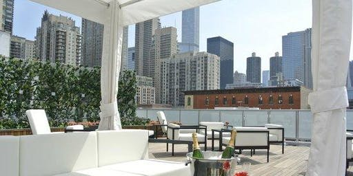 Network at the Godfrey Hotel's Rooftop Lounge!