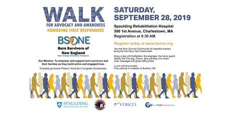 BSONE 2019 Walk For Advocacy and Awareness tickets
