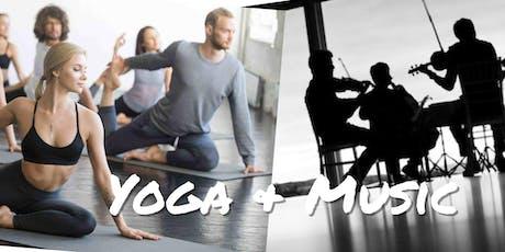 Yoga&Music tickets