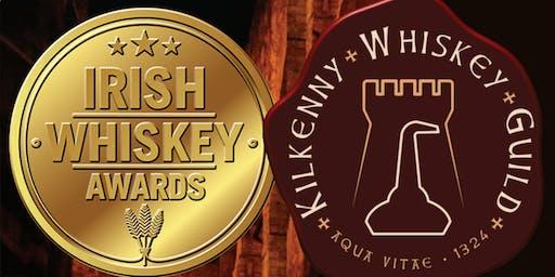 Irish Whiskey Awards blind tasting - Kilkenny Whiskey Guild 2019