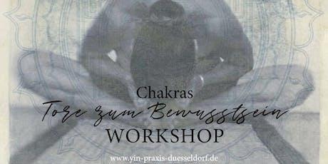 Workshop: Chakras - Tore zum Bewusstsein Tickets