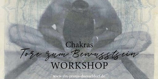 Workshop: Chakras - Tor des Bewusstseins
