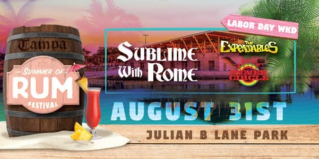Summer of Rum Festival ft. Sublime w/ Rome, The Expendables, Inner Circle tickets