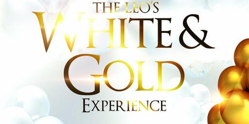 The Leos White & Gold Experience