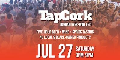 TapCork: Durham 2019