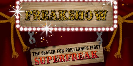 Freak Show PDX tickets