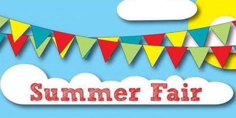 St John's  Summer Fair tickets