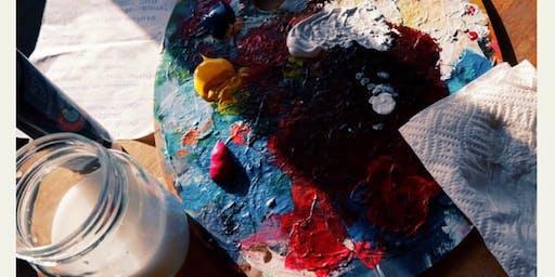 Sip & Paint with JorTene' Arts