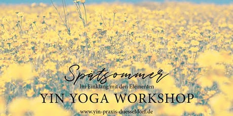 YIN YOGA Workshop - Spätsommer Tickets