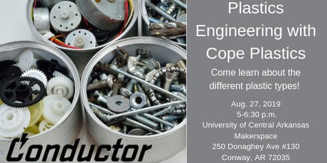 Plastics Engineering with Cope Plastics tickets