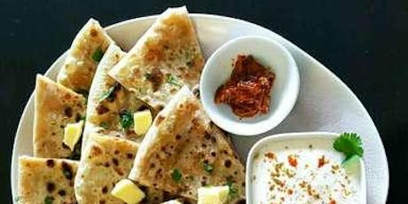 Traditional Indian Naans and Breads Cooking Class tickets