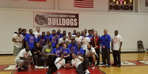 3rd Annual Co-Ed Alumni Charity Basketball Game