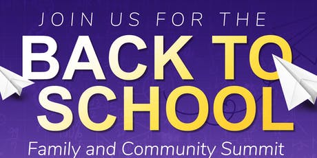 Prairie View A&M University NWHC***Back to School Community Event ****Free Event tickets