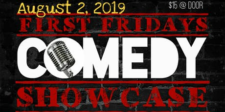 First Fridays Comedy Showcase feat. Mic Larry tickets
