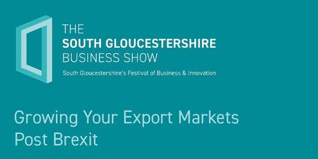 Growing Your Export Markets Post Brexit   tickets