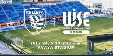 Women's Soccer Panel Hosted by the San Jose Earthquakes tickets