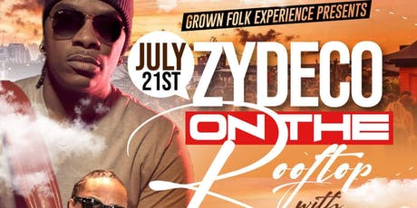Rooftop Zydeco With J Paul Jr and The Zydeco Nubreedz tickets