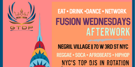Fusion After Work Wednesdays tickets