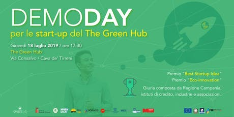 Demo Day per le #startup del The Green Hub biglietti