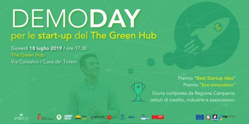 Demo Day per le #startup del The Green Hub