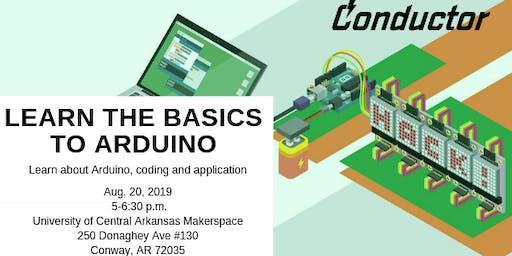 Learn the Basics of Arduino