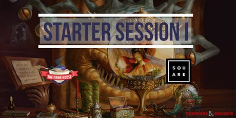 Dungeons & Dragons Starter Session 1 tickets