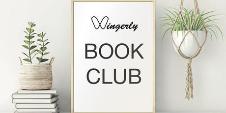 """Wingerly Book Club: """"Find a Husband After 35 Using What I Learned At Harvard"""" tickets"""