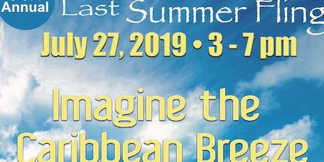 """2019 Les Gemmes """"Last Summer Fling"""" tickets"""