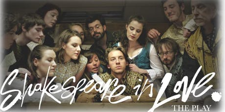 Shakespeare in Love - Dinner and Show tickets