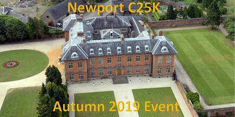 Newport Couch to 5K Autumn 2019 Event tickets
