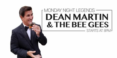 Dean Martin & The Bee Gees tickets
