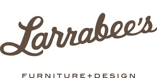 Larrabee's Furniture + Design WAREHOUSE SALE V.I.B. Exclusive Private Preview!