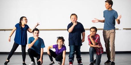 Irvington Improv for Kids tickets