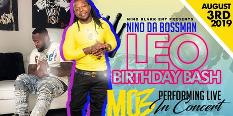 Nino Leo Birthday Bash with Mo3 Live In Concert tickets