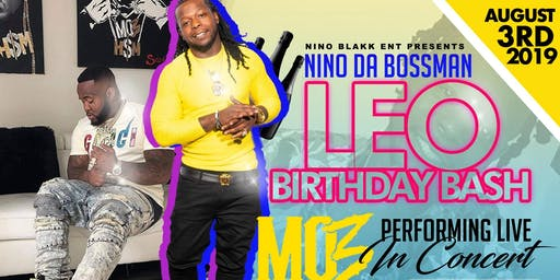Nino Leo Birthday Bash with Mo3 Live In Concert