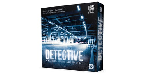Epic Game Day 17 - Detective