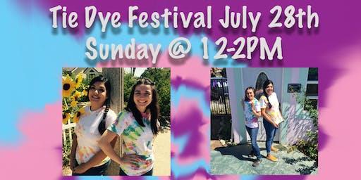 Tie Dye Festival